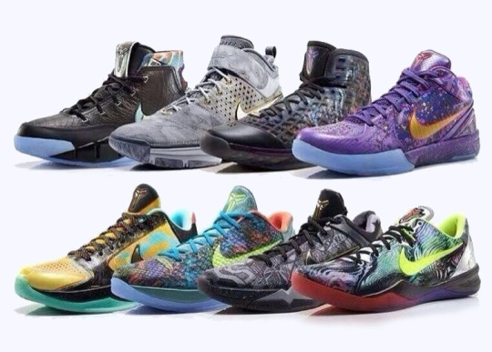 """Prelude"" Nike Kobe Collection"