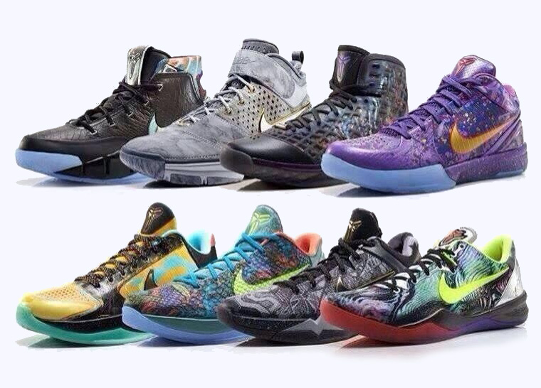 "25988f1ccf6 ""Prelude"" Nike Kobe Collection. """