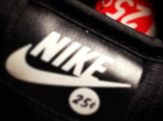 Quartersnacks x Nike SB Dunk Low – Teaser