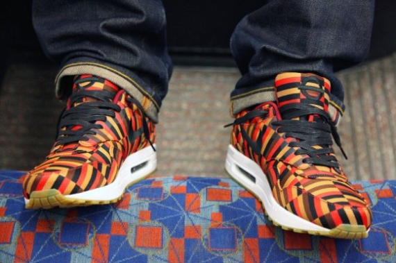 """newest afeb9 a0ffa London Underground x Nike Air Max """"Roundel"""" Collection - On ..."""