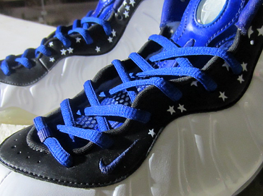 "Nike Air Foamposite One ""Shooting Stars"" Customs by FETTi D'Biasi"