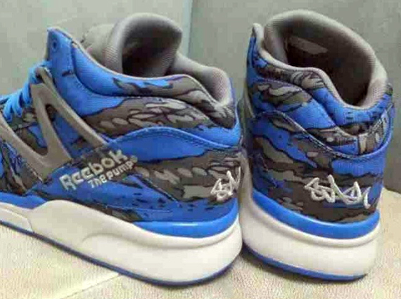 It seems like the Stash x Reebok team up is one that will never end. The  legendary graffiti writer has more in the works for 2014 a386db20a