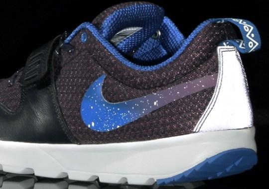 Stussy x Nike SB Trainerendor – Black – Blue