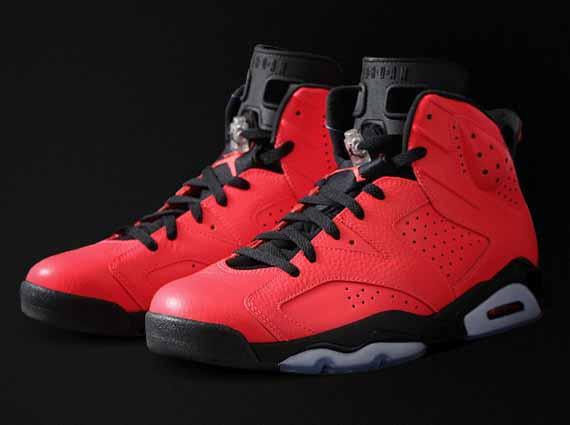 Air Jordan 6 Infrared 23