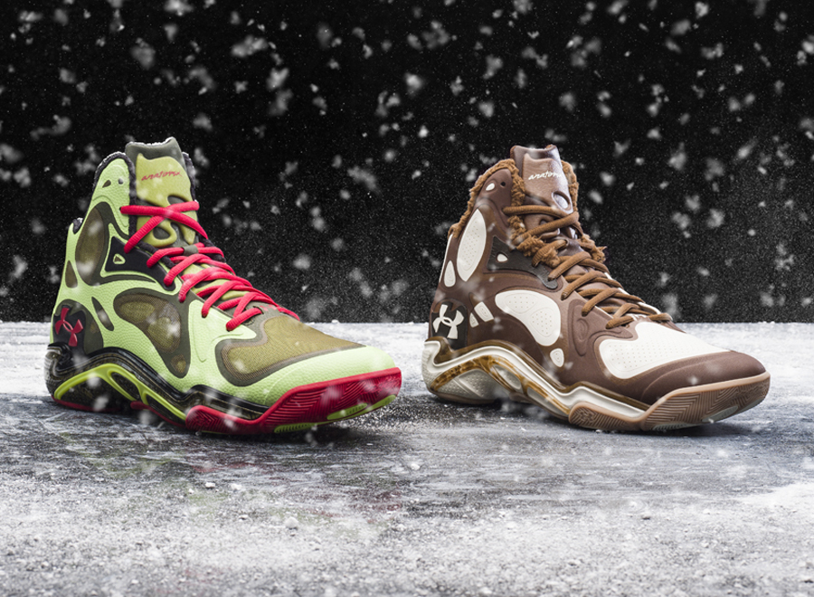 Under Armour Spawn Anatomix quot Christmas Dayquot Pack