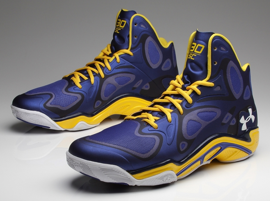 31befef306af Under Armour Spawn Anatomix – Steph Curry