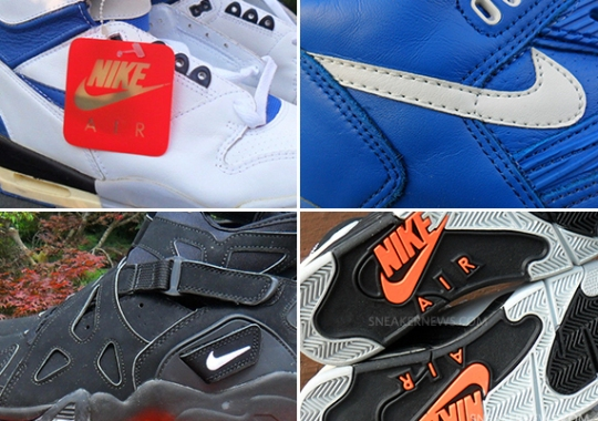 Vintage 80s and 90s Nike Basketball Auctions by Aardvark Antique