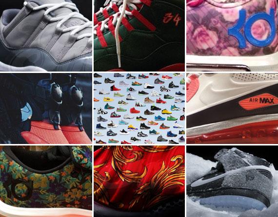 Sneaker News Weekly Rewind: 12/21 – 12/27