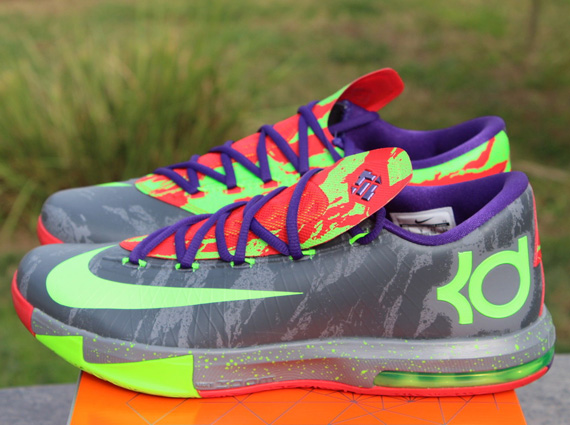 Nike KD 6    Energy        Release ReminderKd 6 Energy Outfit