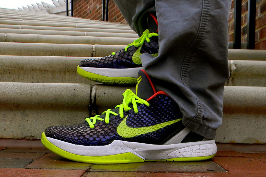 check out 0a51b af9ed Nike Zoom Kobe 6 Chaos Release Date  April 9. 2011