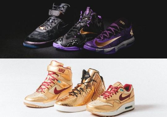 Spotlight on Nike BHM 2014 Releases
