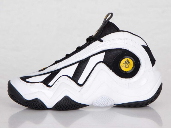 adidas Crazy 97 - White - Black - SneakerNews.com