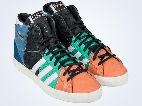 adidas Originals Basket Profi | Blue | | Q23334 | Caliroots