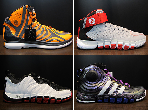 adidas Basketball February 2014 Releases