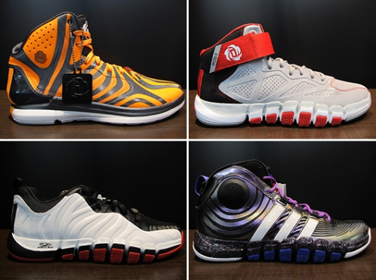 adidas Basketball February 2014 Releases
