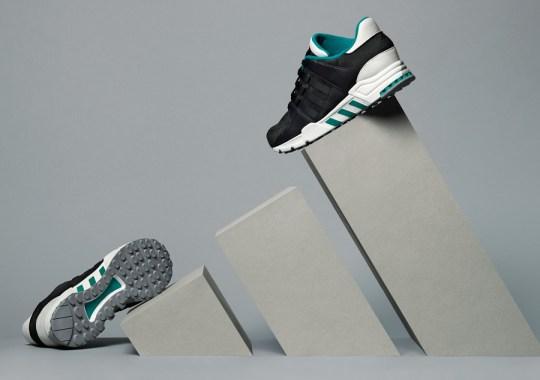 adidas Originals Consortium Brings Back the EQT Cushion