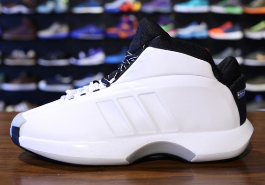"""adidas Crazy 1 """"White"""" – Release Date"""