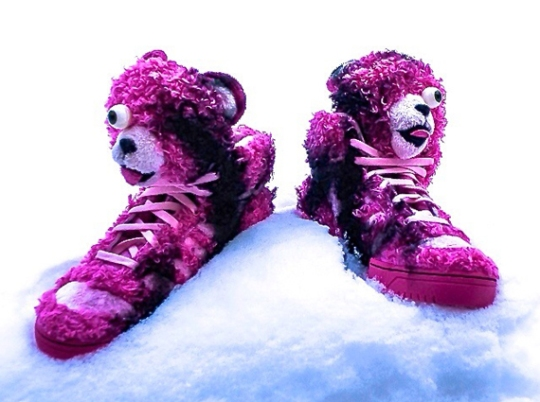 "Jeremy Scott x adidas ""Bad BeAr"" by Revive Customs"