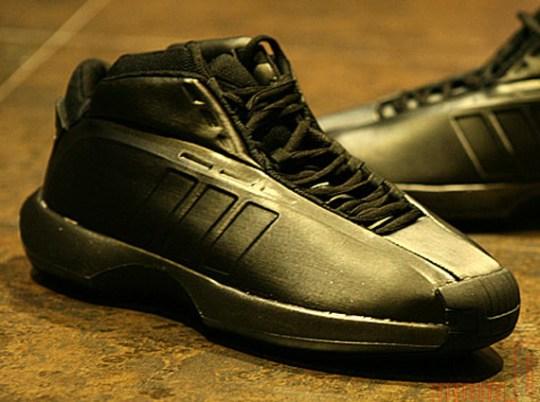 """adidas Crazy 1 """"All Black"""""""