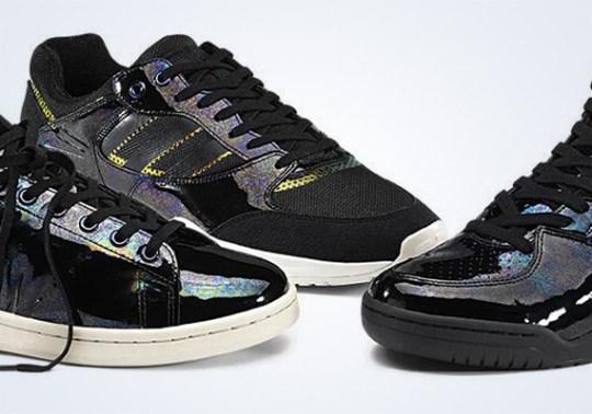 "adidas Originals ""Oil Spill"" Pack"