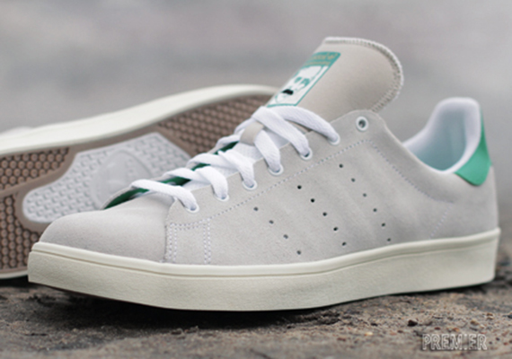info for f6505 ded46 adidas Stan Smith Vulc - SneakerNews.com
