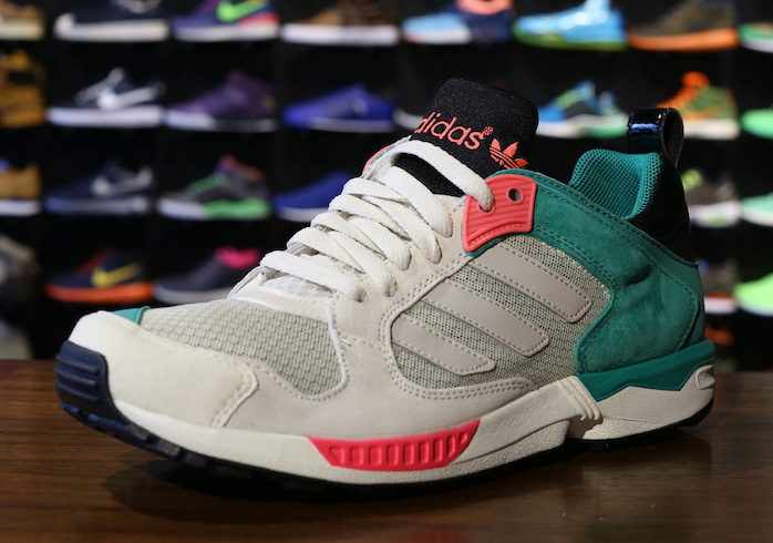adidas zx5000 rspn grey pink teal available. Black Bedroom Furniture Sets. Home Design Ideas