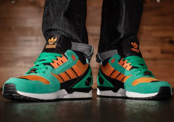 edfd49ee4a2fb adidas Originals ZX 8000 - Fresh Green - Zest - SneakerNews.com