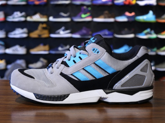 adidas ZX8000 – Grey – Blue | Available
