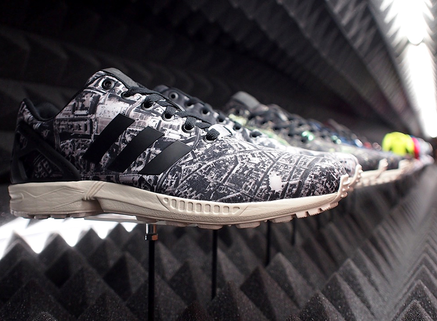 adidas zx flux sneakers