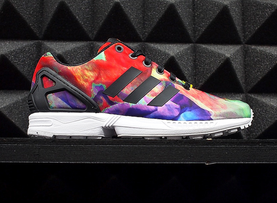 919648e222e43 adidas ZX Flux in Multi-Color