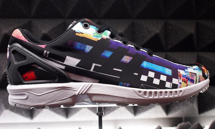 cheap for discount 41b8f c0cc4 adidas ZX Flux in Multi-Color, Graphic, and More ...