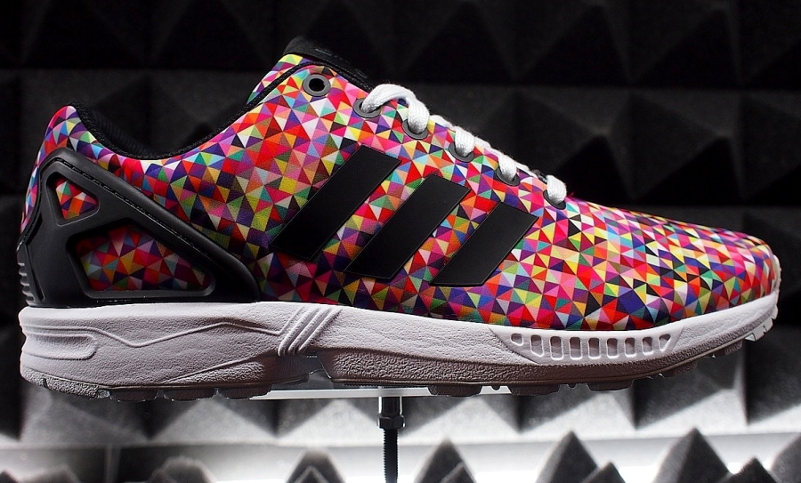 2aad6afa0e4c adidas ZX Flux in Multi-Color