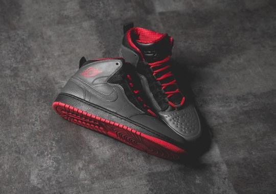 "Air Jordan 1 Retro '94 ""Anthracite"" – Arriving at Retailers"