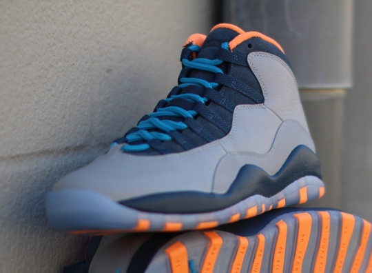 """Bobcats"" Air Jordan 10 – The First Retro Release of 2014"