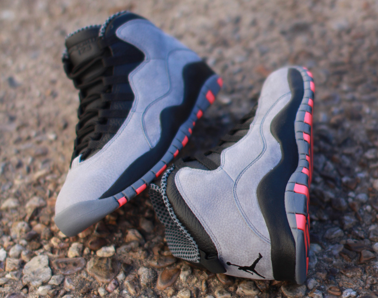 "Air Jordan 10 ""Cool Grey"" – Arriving at Retailers"