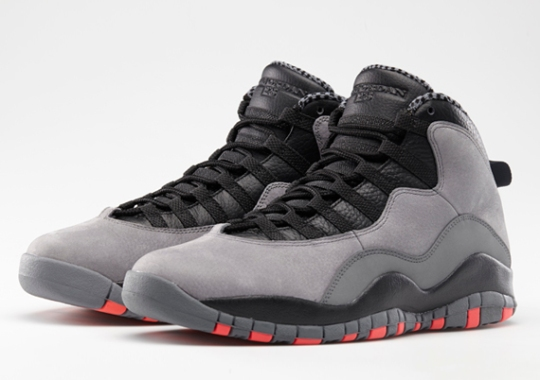 "Air Jordan 10 ""Cool Grey"" – Nikestore Release Info"