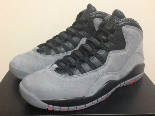"Air Jordan 10 ""Infrared"" – Available Early on eBay"