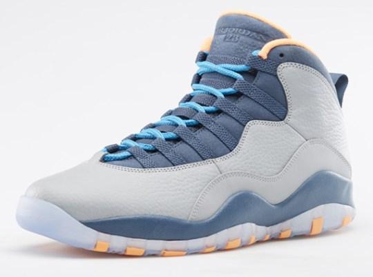 "Air Jordan 10 Retro ""Bobcats"" – Nikestore Release Info"