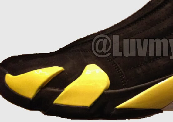 2014 01 28 Air Jordan 14 2014 Retro Releases Retro 14 Black And Yellow