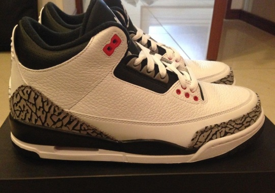 """Air Jordan 3 Retro """"Infrared 23"""" – Available Early on eBay"""