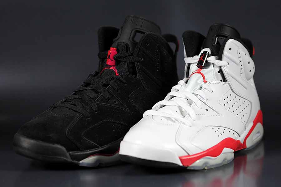 Air Jordan 6 Retro Oreo 2014 Calendario Ceconvnz