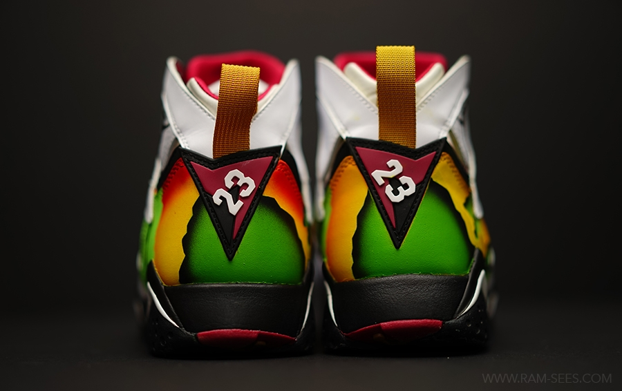 air jordan 7 air tech challenge 3 4 customs by ramses 7ad09f6a8