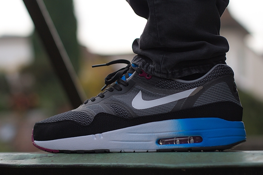 new style 273bd 1582d Nike Air Max 1 C2.0 – Black – White – Dark Grey – Wolf ...