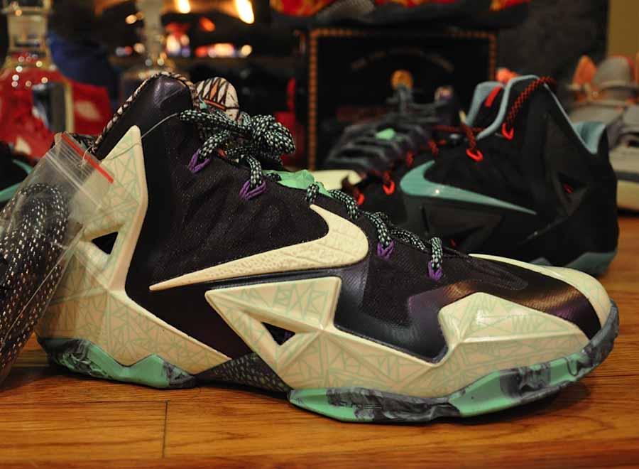 nike lebron 11 quotallstarquot sneakernewscom