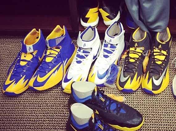Crusader Basketball Shoes
