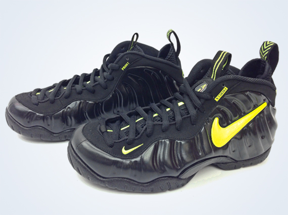 """watch e2074 1dff1 Nike Air Foamposite Pro """"Army Voltage"""" Customs by Sole Swap"""