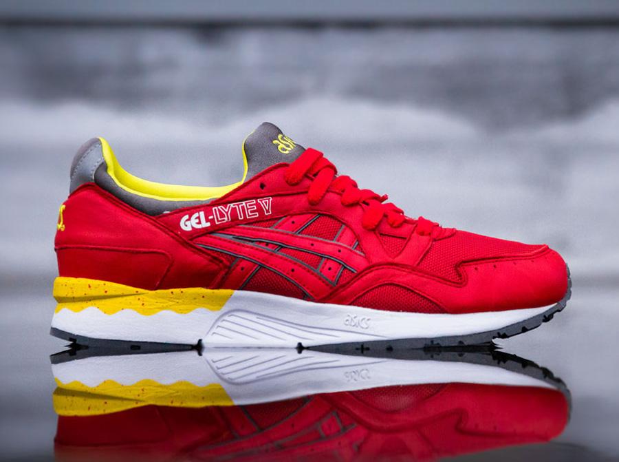 c17621b1580c Asics Gel Lyte V - January 2014 Releases - SneakerNews.com