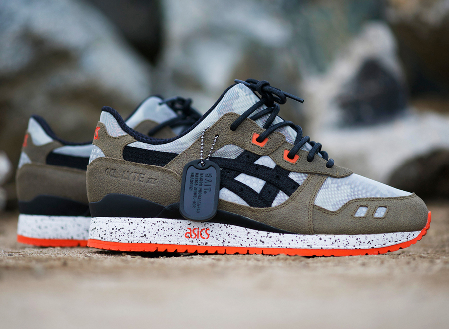 ASICS GEL LYTE Popular