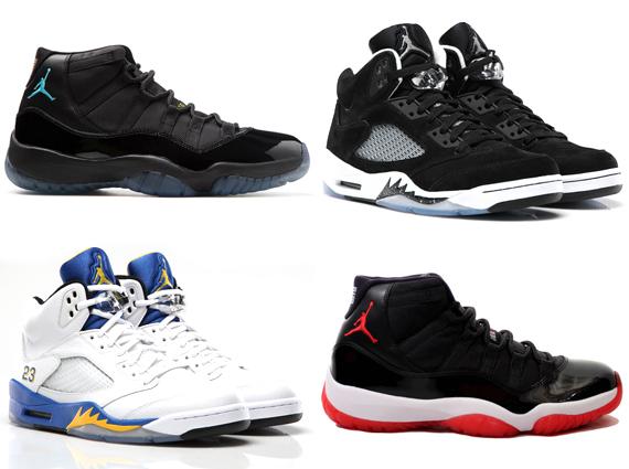 the best air jordan shoes