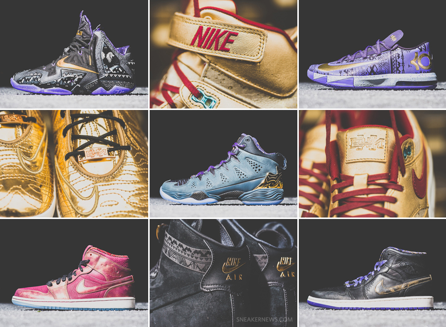 2014 shoes release